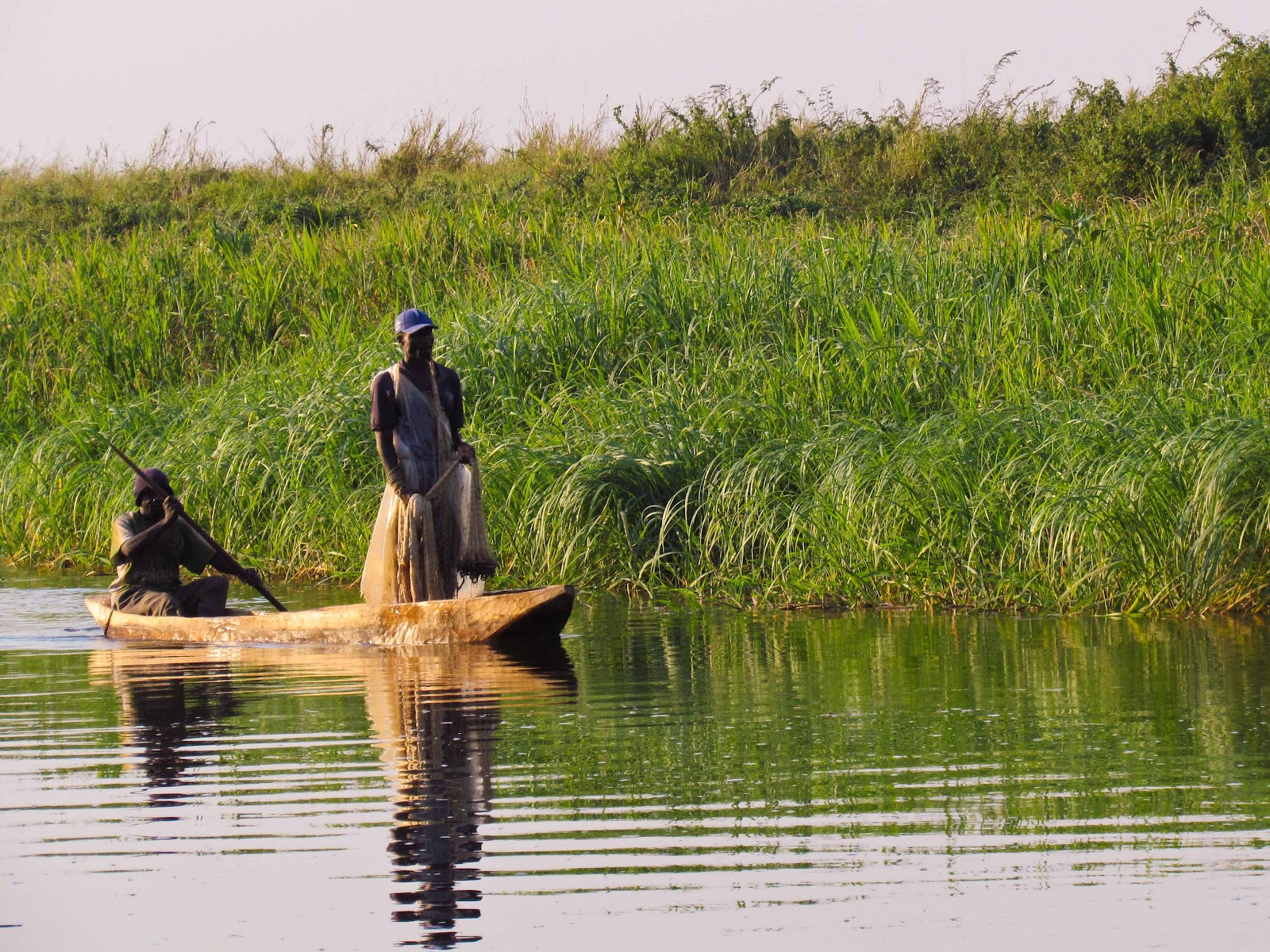 Democratic Republic of the Congo, Lufira River