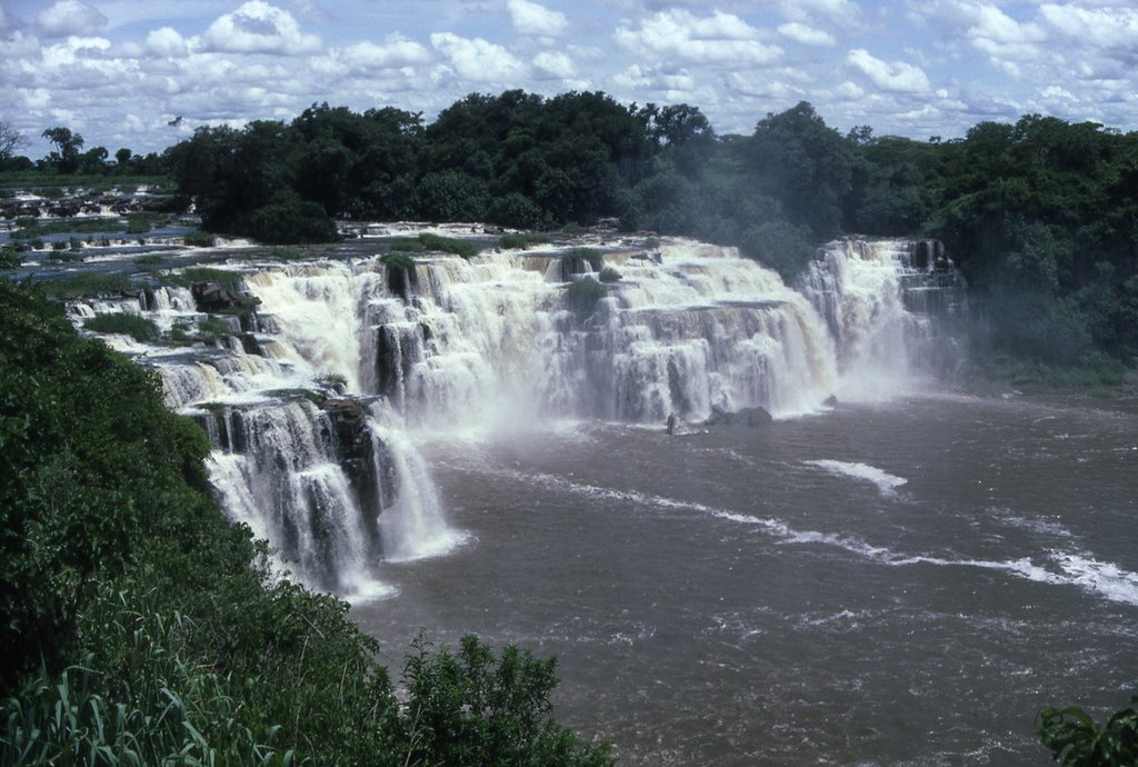(Democratic Republic of the Congo, Lufira River)